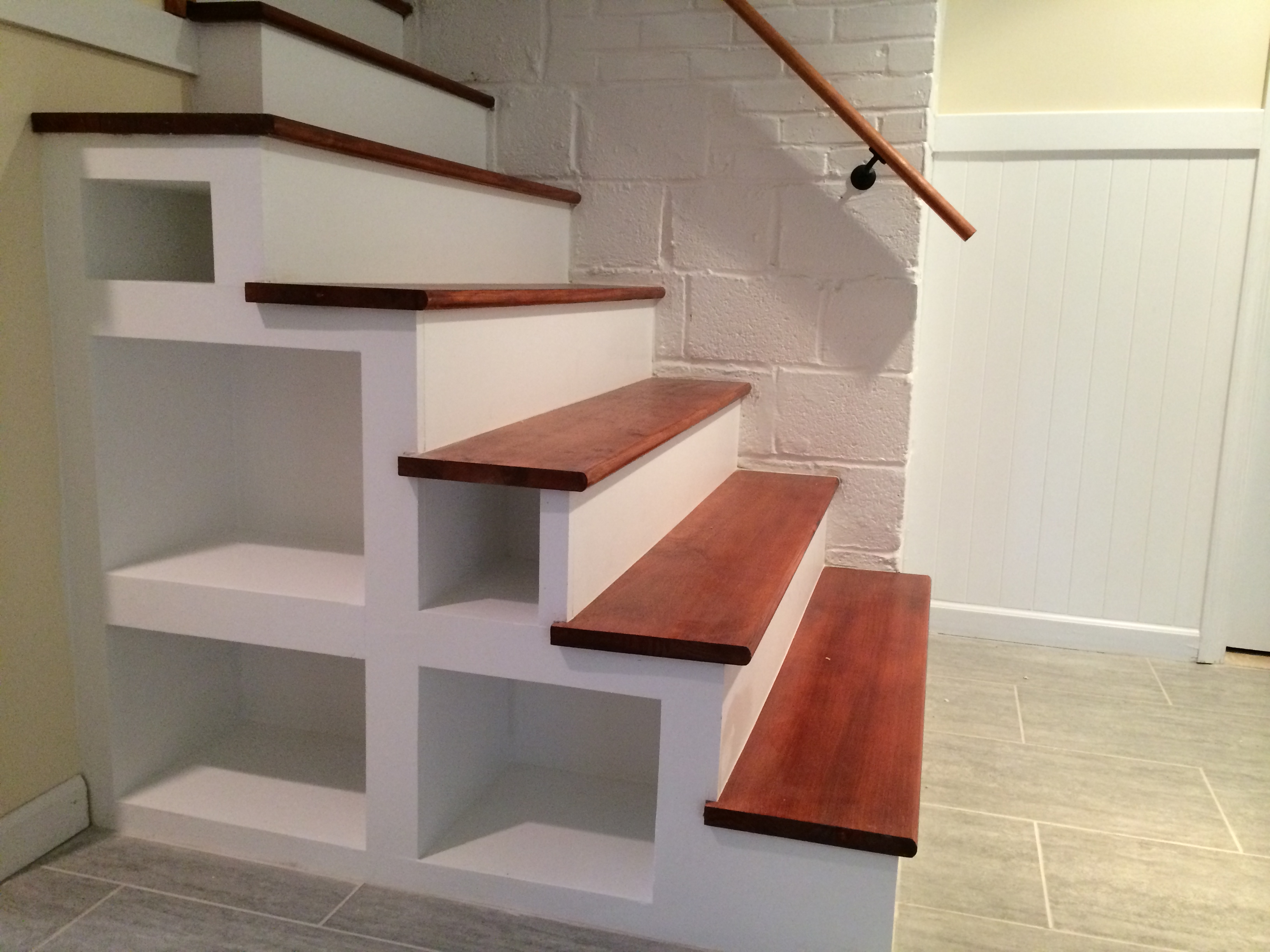 finish basement stairs ideas pictures to pin on pinterest